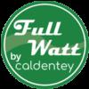 logo full watt expert mobilité électrique Marseil
