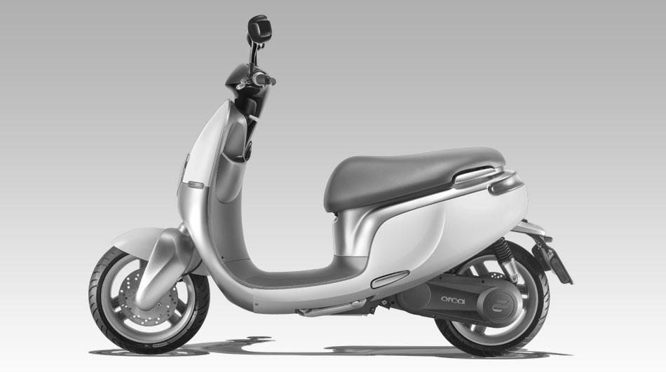 scooter électrique e-orcal e1 ecooter marseille