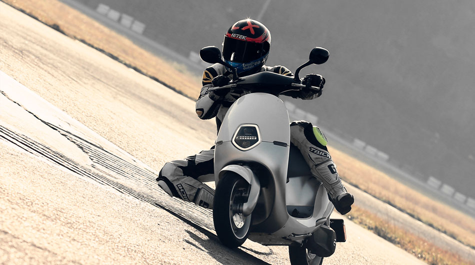 scooter électrique e-orcal Marseille