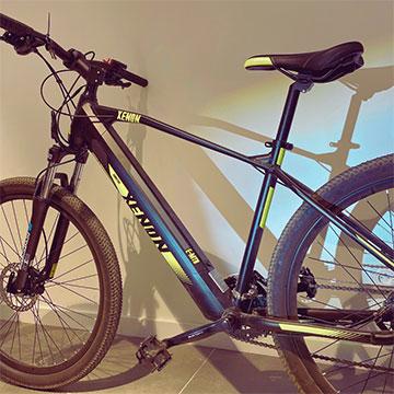 magasin de vélo électrique à Marseille Xenon e-mtb